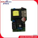 Cargador de la energía fabricación, Teléfono móvil inalámbrico USB para Samsung N7100