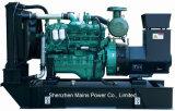 jogo de gerador Diesel industrial de Yuchai da potência à espera de 175kVA 140kw