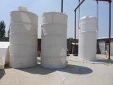 Tanque do tanque de armazenamento PP/PE/PVC do produto químico