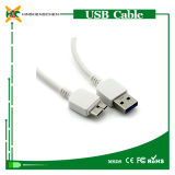 Câble en gros d'USB de micro pour Samsung