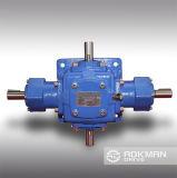 Serien-Spirale-Schrägflächen-Getriebe/Reduzierer der Qualitäts-T