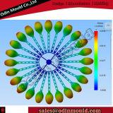 48 Kammer-Plastiklöffel-heißes Seitentriebs-Spritzen