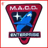 2016 neues Colorful Embroidered Patch Emblem für Cloth (YH-EB063)