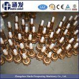 Буровые наконечники воздушного давления DTH цены по прейскуранту завода-изготовителя средние для минирование