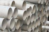 Resistência à tubulação de aço inoxidável do ácido e do alcalóide 304 resistentes à corrosão