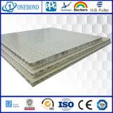 Панель сота стеклоткани для смеси камня