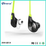 Auscultadores estereofónico do fone de ouvido do melhor esporte sem fio dos auriculares de Bluetooth para o iPhone 7