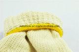 Luvas de trabalho da mão do algodão para o uso industrial
