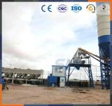 planta de procesamiento por lotes por lotes de mezcla del concreto móvil 25m3/H para la maquinaria de construcción