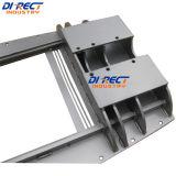Soldadura de acero de la fabricación para el sostenedor de la luz de calle del LED