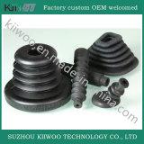 ステンレス鋼のフランジが付いている中国の製造のシリコーンゴムのふいご