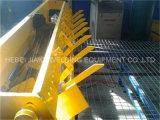 Surtidor de alta velocidad de la soldadora del acoplamiento de la cerca de la construcción