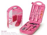29PCS Mini Pink Tool Kit中国Wholesale Tools Herramientas De Autos