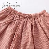 キャンデーカラー女の子の綿のスカート