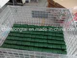 Ficelle de presse d'empaquetage en plastique de foin et de paille