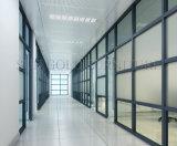 Cloison de séparation en verre de bureau de bâti en aluminium de diviseur de cloison de séparation de la Chine (SZ-WST752)