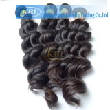 Человеческие волосы волны индийских человеческих волос свободные