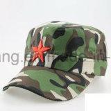 カスタマイズされたスポーツ帽子、野球の軍隊の帽子