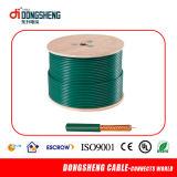 Fabrikant sinds 1992 RG6 met Cu/CCS/CCA de Kabel van de Leider CCTV/CATV/Coaxial