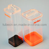 化粧品のための明確なパッキングプラスチック管
