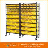 Herramienta precio barato Nave Industrial móvil cuba de almacenamiento en rack