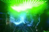 Laser do estágio do profissional 3W RGB