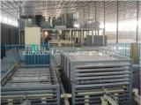 Производственная линия доски силиката кальция