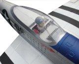 rtf 2.4G plat à télécommande de l'envergure d'aile de 1068964-762mm RC Warbird