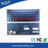 Clavier d'ordinateur portatif de clavier d'ordinateur pour DELL XPS 13 XPS