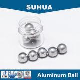 Bola del aluminio de la venta al por mayor 2m m para la bola de metal sólida del cinturón de seguridad