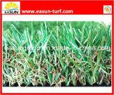 Трава орнамента сада 4 цветов искусственная под мебелью ротанга напольной (4SC1840A)
