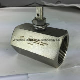2000wog Stainless Steel Hex 1PC Ball Valve