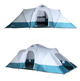 ضعف انفصل اثنان غرف أحد [هلّ] خيمة, 6 شخص [كمب تنت]