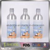 Bottiglia variopinta dell'alluminio del whisky di alta qualità