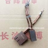 Calidad fina de cobre grafito cepillos de carbono (RE60)