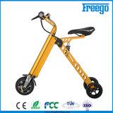 Bicicleta eléctrica plegable, vespa eléctrica del jinete fácil de la manera para los adolescentes