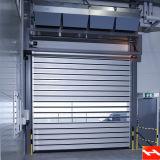 Elektrische Isolierstahlmetallschneller Hochgeschwindigkeitsvorgangs-industrielle Tür (HF-2028)