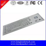 Edelstahl-Tastatur optische Maus Großhandel