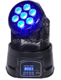 Свет миниого мытья Moving головной для освещения диско (ICON-M005C)