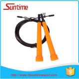 Corde de saut de câble de vitesse de nouveau produit, corde de saut, corde de saut à grande vitesse réglable, corde de saut de Crossfit