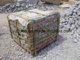 Paracarro/Cubestone del granito G341 per il progetto