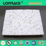 Panel de tablero acústico de techo de fibra mineral