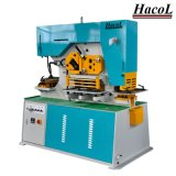 Q35y-16 New Design Hydraulic Ironworker /Hydraulic Punching Machine /Hydraulic Combined Punching et Shearing Machine avec Notching /China Made Ironworker