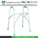 Gehender Mobilitäts-Hilfsmittel faltbarer Rollator Aluminiumwanderer