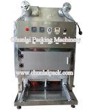 Máquina de alimentação manual da selagem da almofada