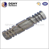 China Factory Customized CNC Usinage Transmission Spline Long Gear Shaft