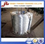 Heißer eingetauchter galvanisierter Draht-elektrischer galvanisierter Eisen-Draht