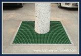 Passos Grating de aço galvanizados da tampa/escada de /Drainage (fábrica)