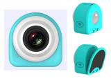 1080P Re- stickable WiFi Sports ação da câmera com controle remoto