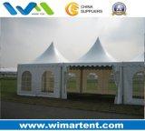 tenda del Gazebo dell'alluminio di 5X5m per il commercio di affitto